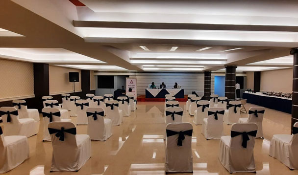 Conference halls in Lucknow